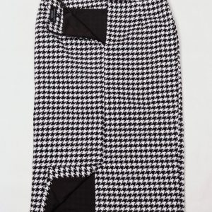 50's Chanel pin up rockabilly pencil skirt