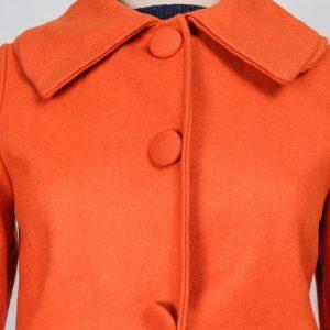 50's chanel vogue mid century haute couture jacket