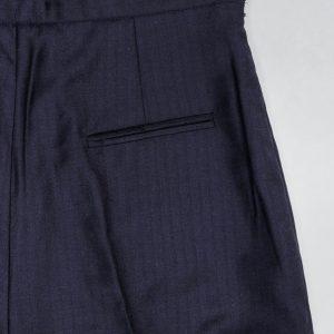 50's pin up Audrey Hepburn jean seberg cigarette trousers