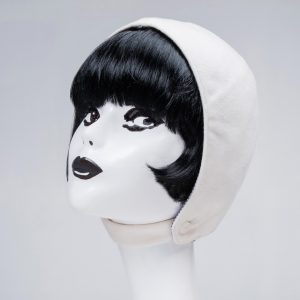 60's mod andre courreges pierre Cardin space age hat